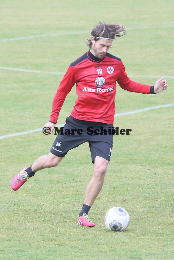 Martin Lanig (Eintracht) - Eintracht Frankfurt Training