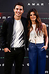 "Alex Gonzalez and Clara Lago attends the junket of the film ""Orbita 9"" in Madrid, Spain. April 05, 2017. (ALTERPHOTOS / Rodrigo Jimenez)"