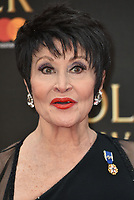 Chita Rivera<br /> The Olivier Awards 2018 , arrivals at The Royal Albert Hall, London, UK -on April 08, 2018.<br /> CAP/PL<br /> &copy;Phil Loftus/Capital Pictures