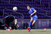 Orlando, Florida - Wednesday January 17, 2018: Oliver Shannon. Match Day 3 of the 2018 adidas MLS Player Combine was held Orlando City Stadium.