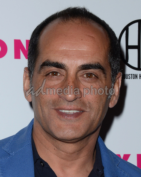 09 February  - Hollywood, Ca - Navid Negahban. Arrivals for the NYLON Magazine Pre-Grammy Party held at No Vacancy. Photo Credit: Birdie Thompson/AdMedia