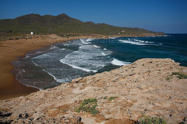 Playa de Calblanque.
