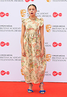 Bel Powley (Isobel Dorothy Powley) at the British Academy (BAFTA) Television Awards 2019, Royal Festival Hall, Southbank Centre, Belvedere Road, London, England, UK, on Sunday 12th May 2019.<br /> CAP/CAN<br /> ©CAN/Capital Pictures