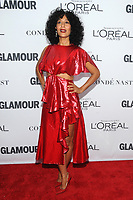 BROOKLYN, NY - NOVEMBER 13: Tracee Ellis Ross  at Glamour's 2017 Women Of The Year Awards at the Kings Theater in Brooklyn, New York City on November 13, 2017. Credit: John Palmer/MediaPunch