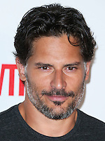 HOLLYWOOD, LOS ANGELES, CA, USA - SEPTEMBER 05: Joe Manganiello arrives at the 4th Biennial Stand Up To Cancer held at Dolby Theatre on September 5, 2014 in Hollywood, Los Angeles, California, United States. (Photo by Xavier Collin/Celebrity Monitor)