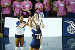 2014 BYU Women's Volleyball vs USF