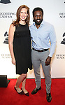 Cathryn Henry and Joshua Henry attend the 61st Annual Grammy Nominee Celebration at Second on January 28, 2019 in New York City.