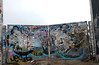 Germany Berlin Wall graffiti art