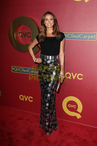 BEVERLY HILLS, CA - February 28: Stacy Keibler at QVC 5th Annual Red Carpet Style Event, Four Seasons, Beverly Hills,  February 28, 2014.  <br /> CAP/MPI/JO<br /> &copy;Janice Ogata/MediaPunch/Capital Pictures