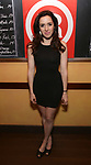 "Talene Monahon attends ""The Government Inspector"" Opening Night Party at West Bank Cafe on June 1, 2017 in New York City."