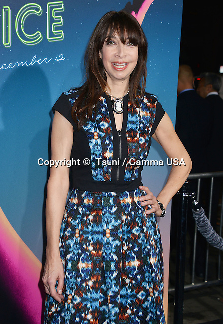 Illeana Douglas 236 at the  Inherent Vice  Premiere at the TCL Chinese Theatre in Los Angeles.