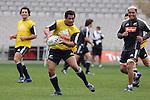 Isaia Toeava at All Blacks training. Auckland, Wednesday 22 August 2007.