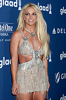 LOS ANGELES - APR 12:  Britney Spears at GLAAD Media Awards Los Angeles at Beverly Hilton Hotel on April 12, 2018 in Beverly Hills, CA