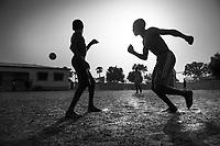 Le rêve de la ball / Il sogno del pallone