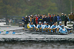 Rowing, Head of the Charles Regatta; Cambridge, Massachusetts; Charles River; New England, USA, 2004, Columbia University, Championship Eights, 34th out of 37. 12:01.6.
