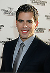 "HOLLYWOOD, CA. - August 10: Eli Roth arrives at the Los Angeles premiere of ""Inglorious Basterds"" at the Grauman's Chinese Theatre on August 10, 2009 in Hollywood, California."