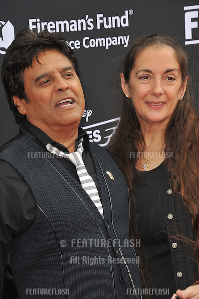 Erik Estrada at the world premiere of his movie Disney's &quot;Planes: Fire &amp; Rescue&quot; at the El Capitan Theatre, Hollywood.<br /> July 15, 2014  Los Angeles, CA<br /> Picture: Paul Smith / Featureflash