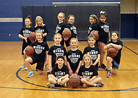Girls 3rd Grade Basketball 2/13/18