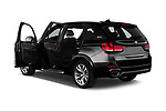 Car images close up view of a 2018 BMW X5 xDrive40e 4WD 5 Door SUV doors