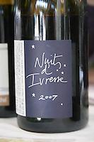 nuits d'ivresse domaine breton bourgueil loire france