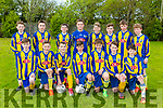 Killorglin A at the John Joe Naughton U13 Kerry Cup Quarter Final at Cahermoneen Tralee Dynamo v Killorglin A on Thursday