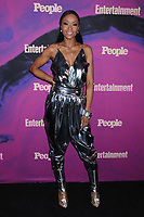 13 May 2019 - New York, New York - Yaya DaCosta at the Entertainment Weekly & People New York Upfronts Celebration at Union Park in Flat Iron.   <br /> CAP/ADM/LJ<br /> ©LJ/ADM/Capital Pictures