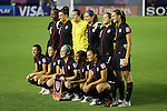 U-20 Women's USA Team Group Line-up (USA), .SEPTEMBER 8, 2012 - Football / Soccer : .FIFA U-20 Women's World Cup Japan 2012, Final .match between USA 1-0 Germany .at National Stadium, Tokyo, Japan. .(Photo by Daiju Kitamura/AFLO SPORT) [1045]