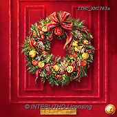 Marcello, CHRISTMAS SYMBOLS, WEIHNACHTEN SYMBOLE, NAVIDAD SÍMBOLOS, paintings+++++,ITMCXM1783A,#XX# ,Christmas wreath