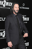 NEW YORK, NY - MAY 09: Keanu Reeves attends the &quot;John Wick: Chapter 3&quot; world premiere at One Hanson Place on May 9, 2019 in New York City.     <br /> CAP/MPI/JP<br /> &copy;JP/MPI/Capital Pictures