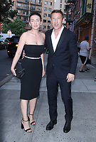 NEW YORK, NY July 11, 2018Katya Lychnikoff, Pasha D. Lychnikoff attend  Saban Films presents Siberia screening at the Metrograph in New York. July 11, 2018 Credit:RW/MediaPunch