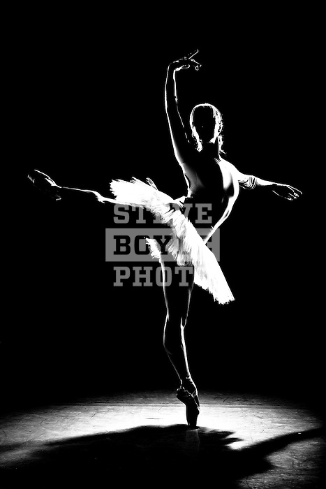 Barette Vance, a soloist with the Pennsylvania Ballet on March 19, 2010 in Philadelphia, Pennsylvania.