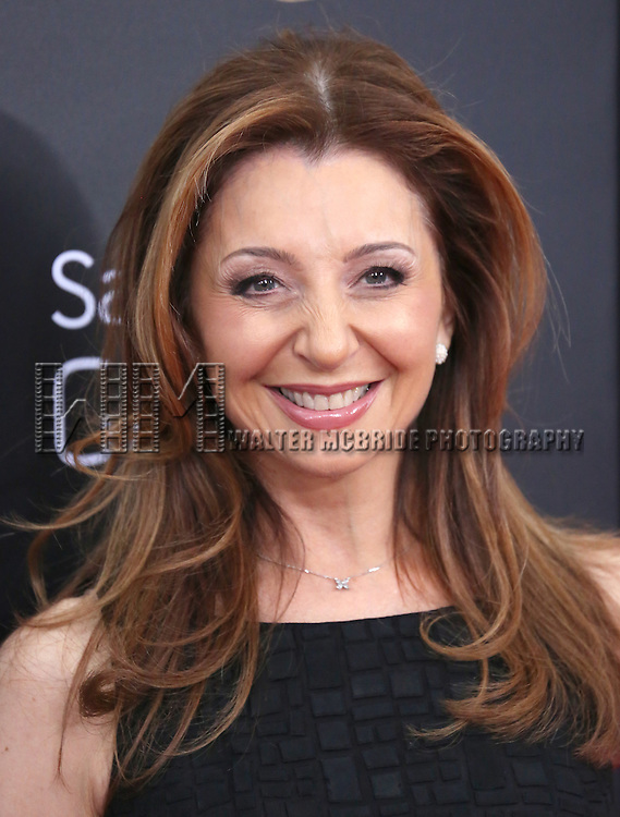 Donna Murphy attends the 'Into The Woods' World Premiere at Ziegfeld Theater on December 8, 2014 in New York City.