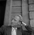 Bill Brandt self portrait  c 1966