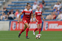 Bridgeview, IL - Saturday June 17, 2017: Havana Solaun during a regular season National Women's Soccer League (NWSL) match between the Chicago Red Stars and the Washington Spirit at Toyota Park. The match ended in a 1-1 tie.