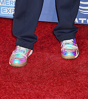 PALM SPRINGS, CA - JANUARY 03: Spike Lee, shoe detail, at the 30th Annual Palm Springs International Film Festival Film Awards Gala at Palm Springs Convention Center on January 3, 2019 in Palm Springs, California.<br /> CAP/ROT/TM<br /> &copy;TM/ROT/Capital Pictures
