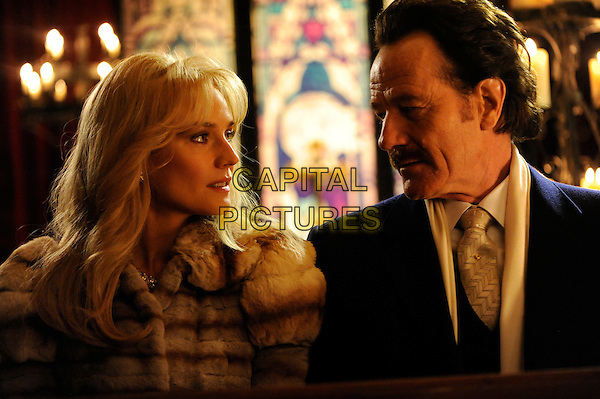 The Infiltrator (2016) <br /> Diane Kruger stars as undercover U.S. Customs agent Kathy Ertz and Bryan Cranston as her partner Robert Mazur <br /> *Filmstill - Editorial Use Only*<br /> CAP/KFS<br /> Image supplied by Capital Pictures