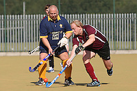 Romford HC 2nd XI vs Wapping HC 6th XI 22-09-12