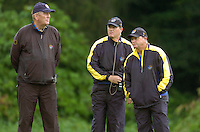 Ryder Cup K Club Straffin Co Kildare..European Ryder Cup Team player Ian Woosnam during the morning fourball session of the second day of the 2006 Ryder Cup at the K Club in Straffan, County Kildare, in the Republic of Ireland, 23 September, 2006..Photo: Barry Cronin/ Newsfile.