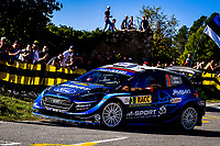 27th October 2019; Salou, Catalonia, Spain; World Rally Championship, Spain Rally;  Sunninen