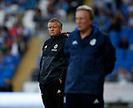 Chris Wilder manager of Sheffield Utd during the Championship match at the Cardiff City Stadium, Cardiff. Picture date: August 15th 2017. Picture credit should read: Simon Bellis/Sportimage
