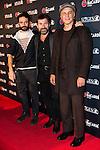 Rodrigo Sorogoyen, Antonio de la Torre and Roberto Alamo attends to Bacardi Party at Festival de Cine Fantastico de Sitges in Barcelona. October 13, Spain. 2016. (ALTERPHOTOS/BorjaB.Hojas)