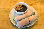 Spring Rolls, Pho Vietnam Restaurant, Las Vegas, Nevada