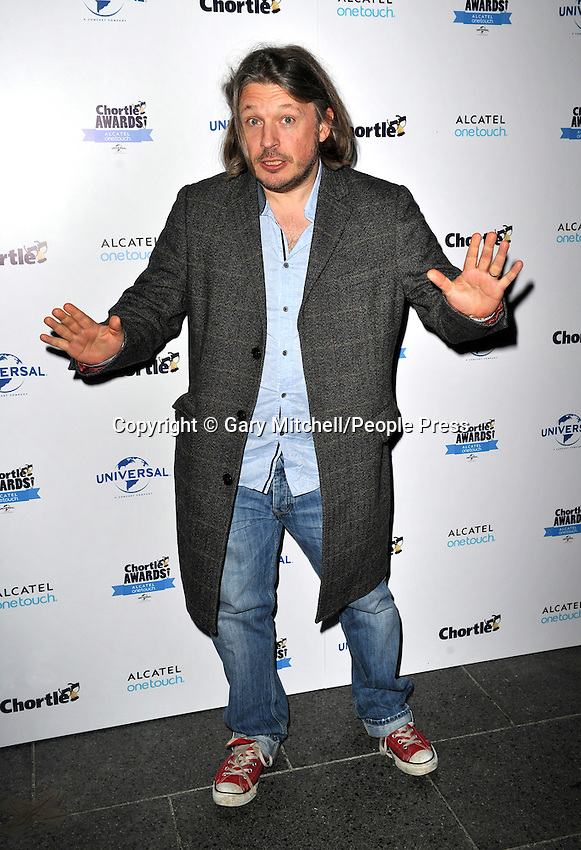 Richard Herring  attends the Chortle Awards at Ministry Of Sound on March 26, 2014 in London, England.
