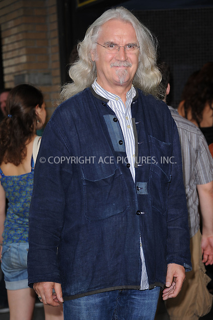 WWW.ACEPIXS.COM . . . . . .June 21, 2011...New York City...Billy Connolly attends the Cinema Society & Grey Goose screening of 'The Ledge' at Landmark Sunshine Cinema on June 21, 2011 in New York City....Please byline: KRISTIN CALLAHAN - ACEPIXS.COM.. . . . . . ..Ace Pictures, Inc: ..tel: (212) 243 8787 or (646) 769 0430..e-mail: info@acepixs.com..web: http://www.acepixs.com .