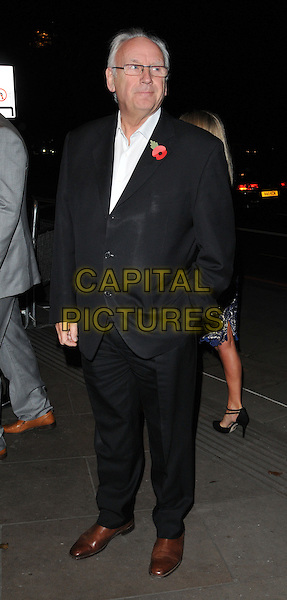 Pete Waterman attends the Music Industry Trusts Award 2015 ,Grosvenor House Hotel, Park Lane, London, England, UK, on Monday 02 November 2015. <br /> CAP/CAN<br /> &copy;CAN/Capital Pictures
