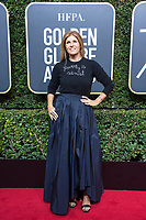 Connie Britton attends the 75th Annual Golden Globes Awards at the Beverly Hilton in Beverly Hills, CA on Sunday, January 7, 2018.<br /> *Editorial Use Only*<br /> CAP/PLF/HFPA<br /> &copy;HFPA/PLF/Capital Pictures