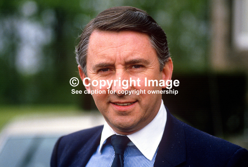 David Steel, MP, leader, Liberal Party, UK, 19840063DS.<br /> <br /> Copyright Image from Victor Patterson, 54 Dorchester Park, Belfast, UK, BT9 6RJ<br /> <br /> t1: +44 28 9066 1296 (from Rep of Ireland 048 9066 1296)<br /> t2: +44 28 9002 2446 (from Rep of Ireland 048 9002 2446)<br /> m: +44 7802 353836<br /> <br /> e1: victorpatterson@me.com<br /> e2: victorpatterson@gmail.com<br /> <br /> The use of any of my copyright images is subject to my Terms &amp; Conditions.<br /> <br /> It is IMPORTANT that you familiarise yourself with them. They are available on my website, victorpatterson.com.<br /> <br /> None of my copyright images may be used on the Internet unless they are visibly watermarked, i.e. &copy; Victor Patterson in the body of the image. Additionally metadata denoting my copyright must NOT be deleted. <br /> <br /> Web use is extra at the current recommended NUJ rates.