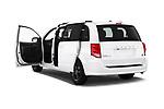 Car images of 2019 Dodge Grand-Caravan GT 5 Door Minivan Doors