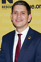 NEW YORK, NY - NOVEMBER 1: David Miliband  at IRC Hosts The 2018 Rescue Dinner at New York Hilton Midtown on November 1, 2018 in New York City.        <br /> CAP/MPI99 <br /> &copy;MPI99/Capital Pictures