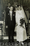 Original photo of Jimmy and Kathleen Kelly from Tralee who are celebrating their 50th wedding anniversary